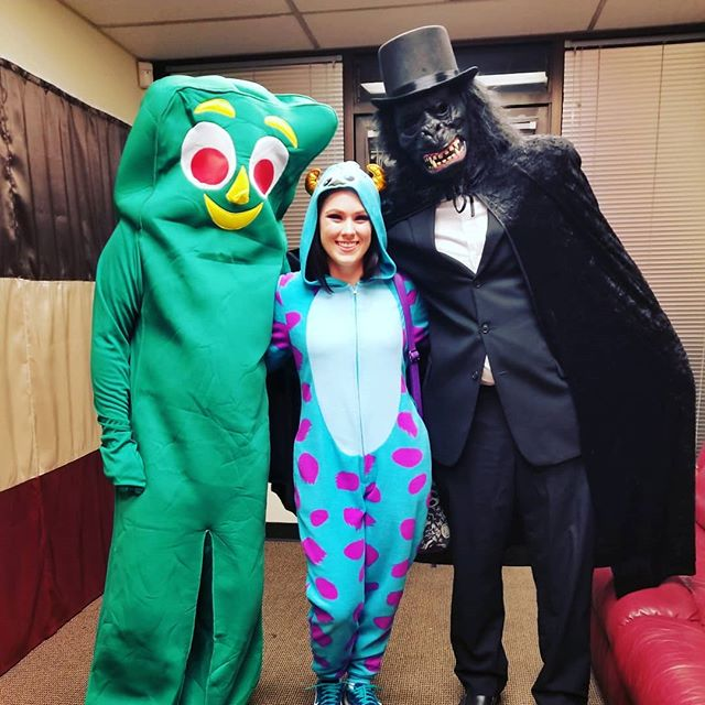 Some amazing people came through tonight and I got to meet my childhood hero Gumby. Overall it's been a good night! We here at Combo and Key wish you a Happy Halloween and hope you had a safe and candy filled night!  #comboandkey #escaperoom #escape #Portland #pdx #funtimes #goodjob #puzzlesolving #puzzle #gamers #escapees #portland #portlandoregon #oregonlove #keepportlandweird #portlandlifestye #portlandpride #pdxlife #pdxevents #downtownpdx #portlandpdx #portlandadventures #portlandnow #portlandlocal #pdxnow#portland #portlandoregon #oregonlove #keepportlandweird #portlandlifestye #portlandpride #pdxlife #pdxevents #downtownpdx #portlandpdx #portlandadventures #portlandnow #portlandlocal #pdxnow #Halloween #PDXHalloween #gumby #sully #gumbyismyhero