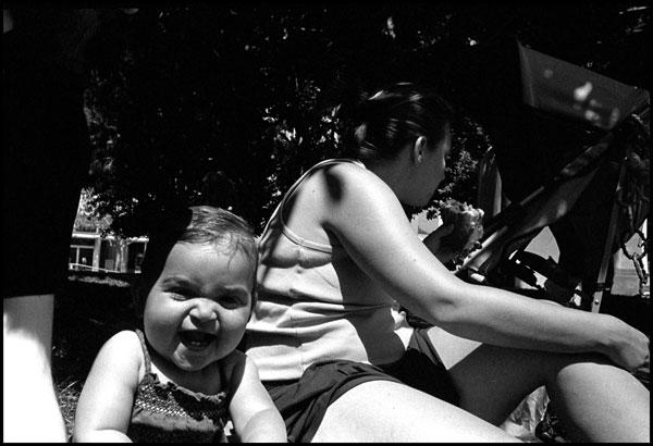 Photographs: The Baby, Yerba Buena Park, San Francisco