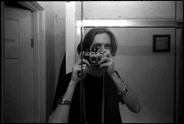 Photographs: Self Portrait in the Mirror