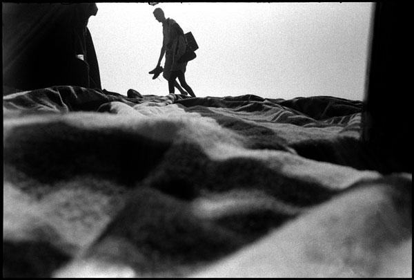 Photographs: Beach People, Ocean Beach, San Francisco