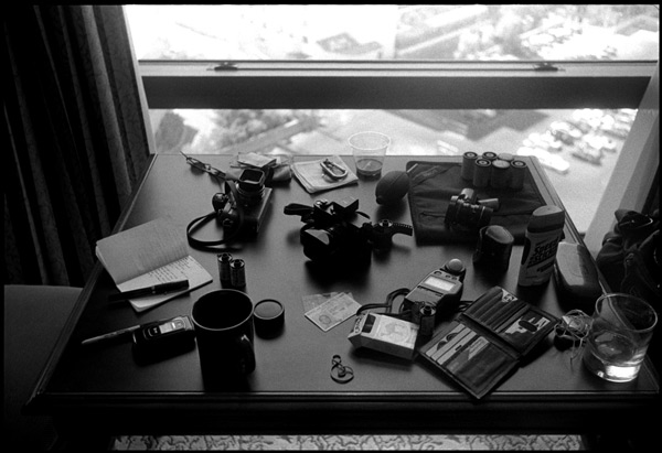 Black and White Photographs: Cameras and Other Things