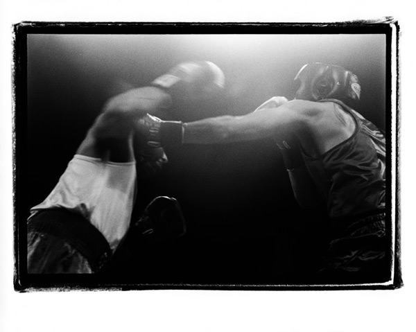 Silver Gelatin Prints: Golden Gloves #9
