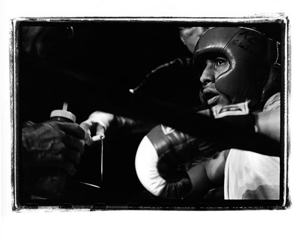 Silver Gelatin Prints: Golden Gloves #11