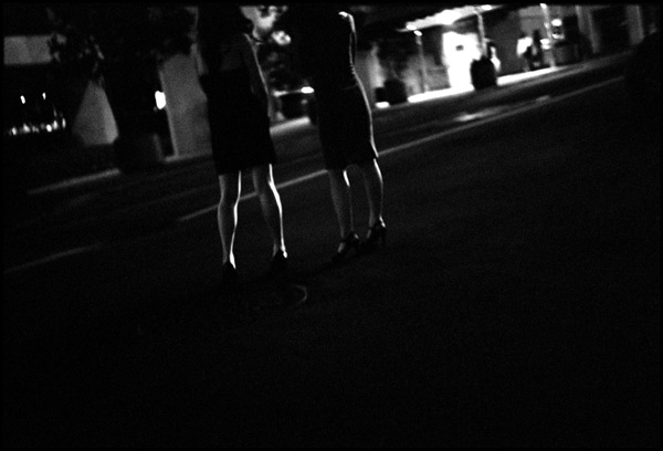 Club Girls, Stockton Street, San Francisco