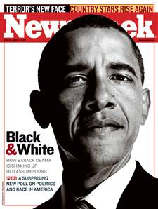Obama: Newsweek Cover