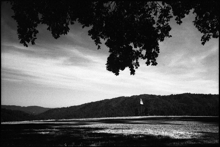 0230_11A black and white photograph cazadero, ca 2012