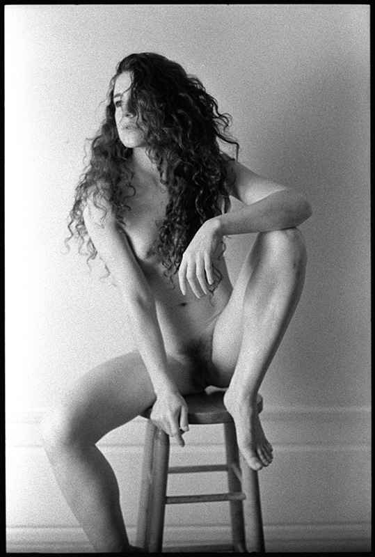 Untitled Nude, Keira, San Francisco, 2012