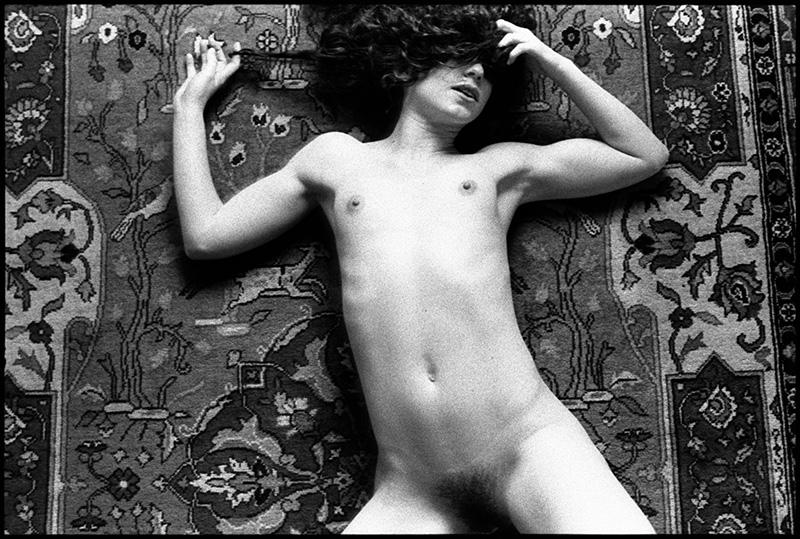 Nude, Keira, San Francisco 2012