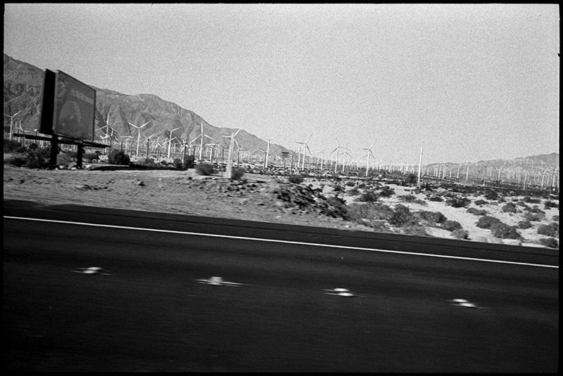 Wind Farm, Palm Springs #0249_17A