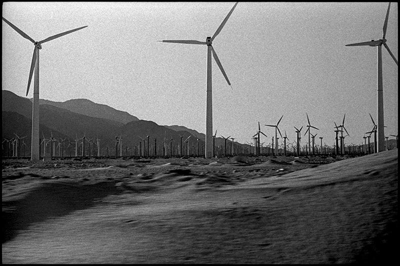 0250_12A Wind Farm, Palm Springs, California