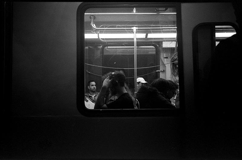 0258_32a Muni Train, San Francisco