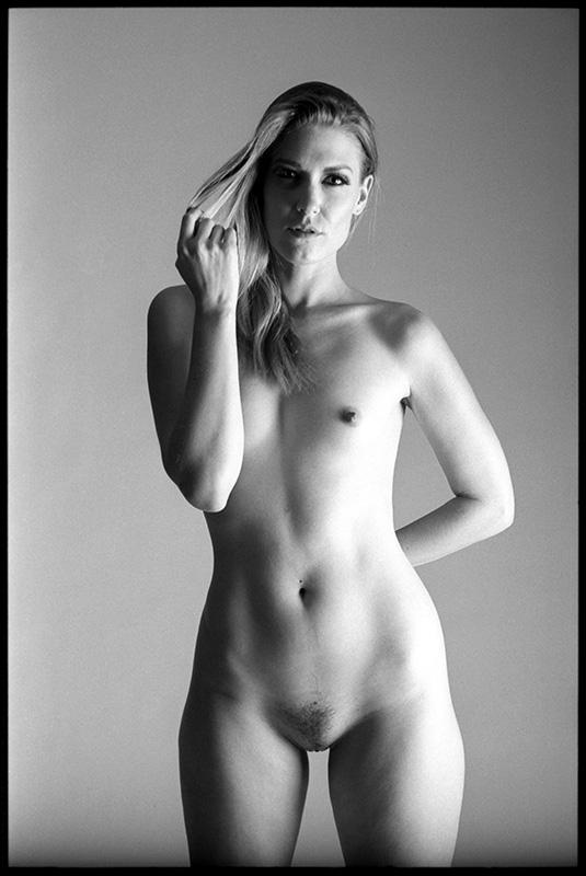 Untitled Nude. Julie, San Francisco