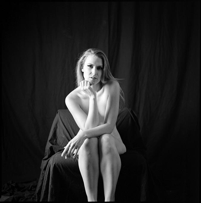 Untitled Nude, Julie, San Francisco