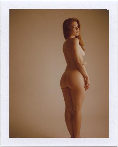 polaroid #p20131018_10 fine art nude / rebecca lawrence