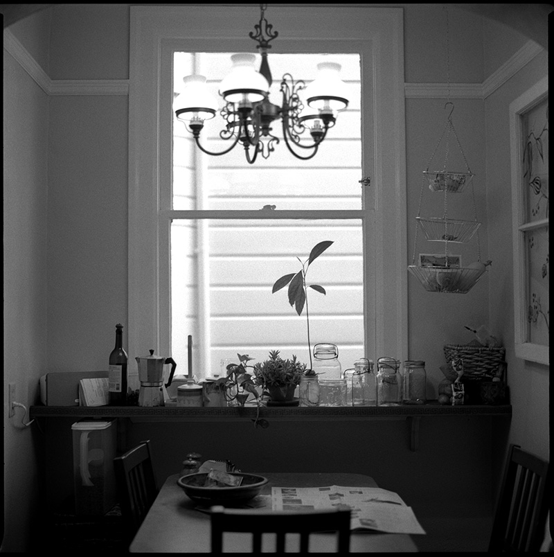 black and white photograph 660118_15 Kitchen, San Francisco 2014