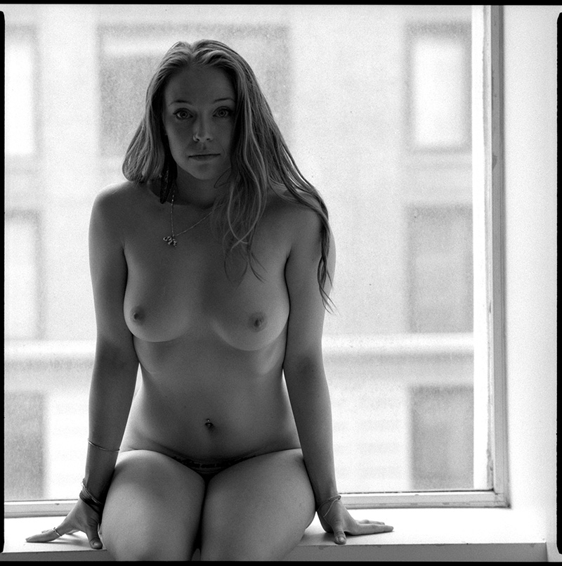 660119_18 Untitled Nude Portrait, San Francisco