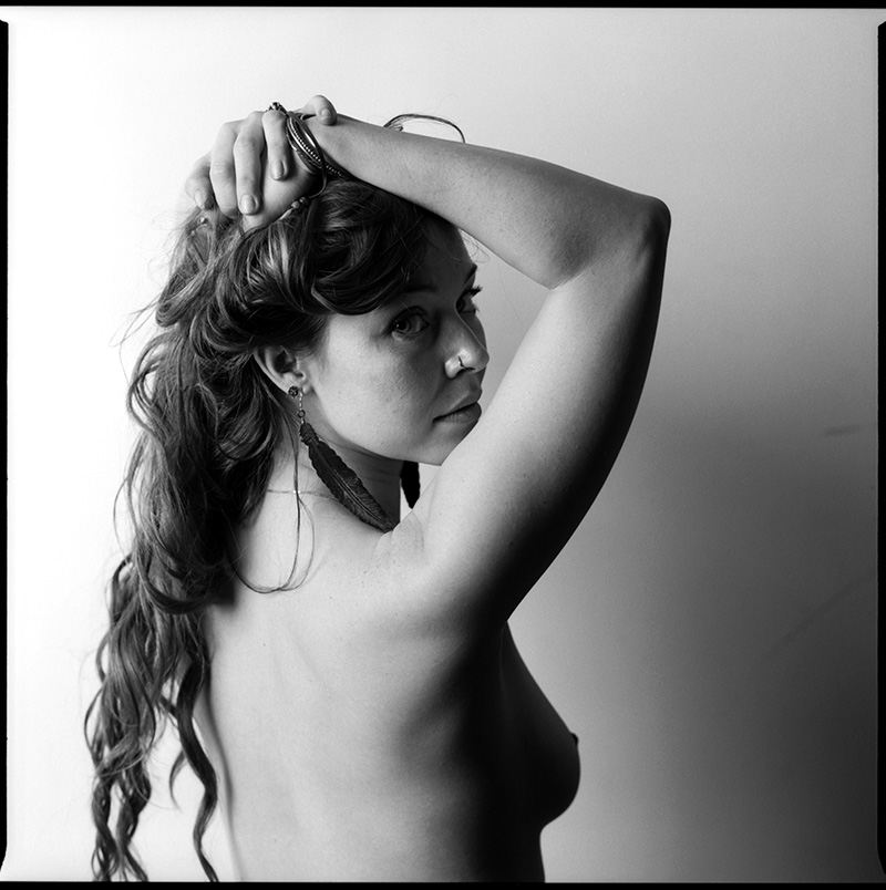 Untitled Nude, Amber, San Francisco 2014