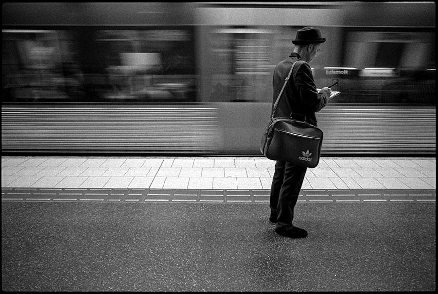 0287_14 Tunnelbana, Stockholm, Sweden