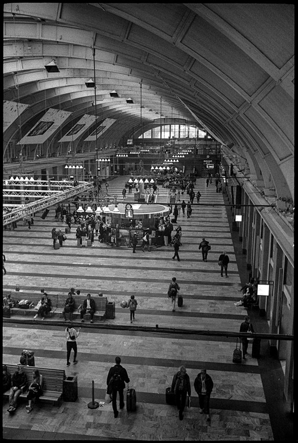 Stockholm Central Station