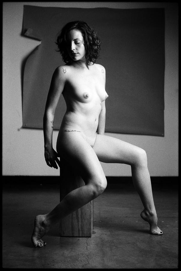 0318_03 Sarah, Untitled Nude