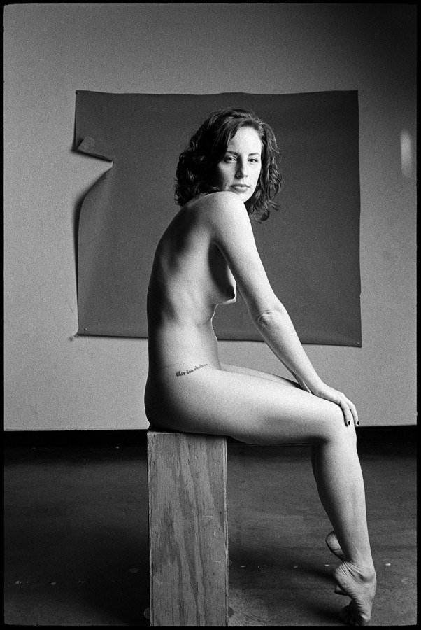 0319_03 Sarah, Untitled Nude