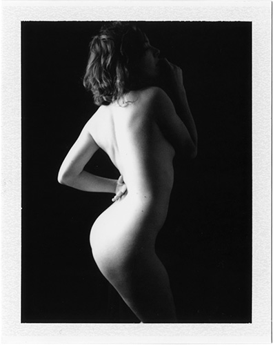p20140919_06 Polaroid, Untitled Nude