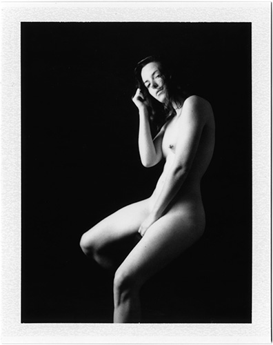 p20140919_08 Polaroid, Untitled Nude