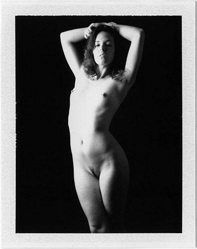 p20140919_09 Polaroid, Untitled Nude