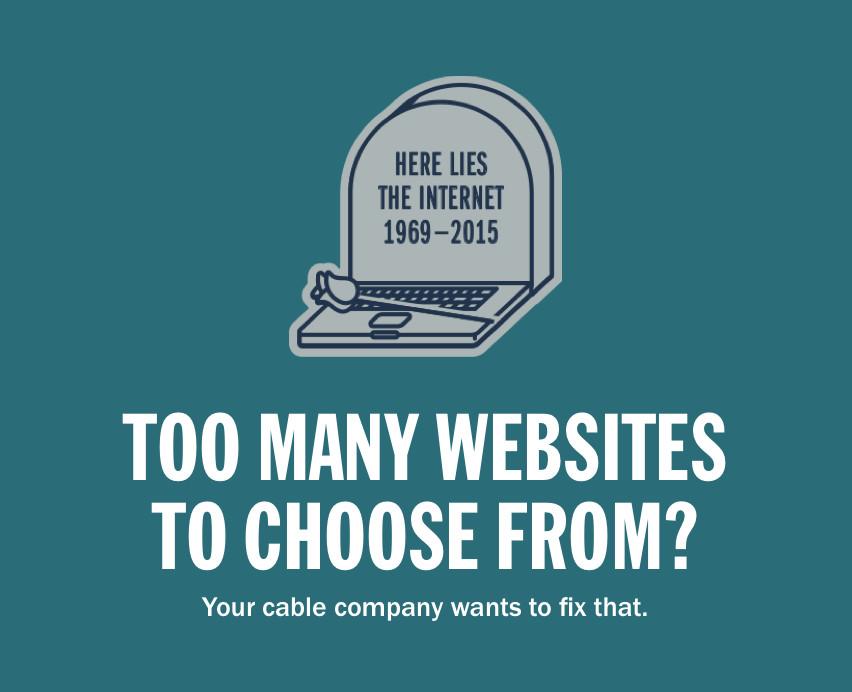 RIP-internet Neutrality