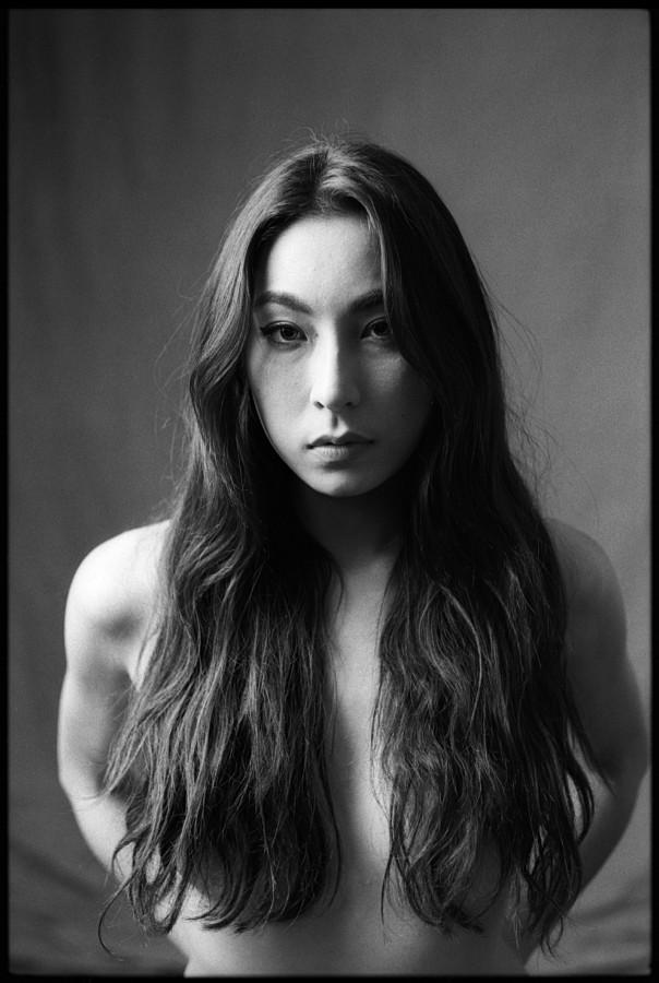 0333_23A Ariel, Studio Nude Portrait
