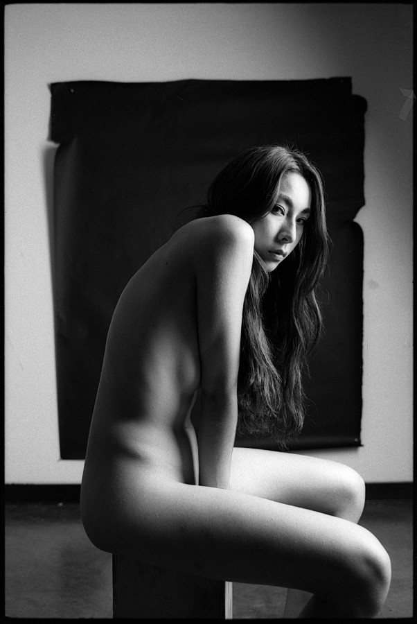 0334_0A Ariel, Untitled Nude