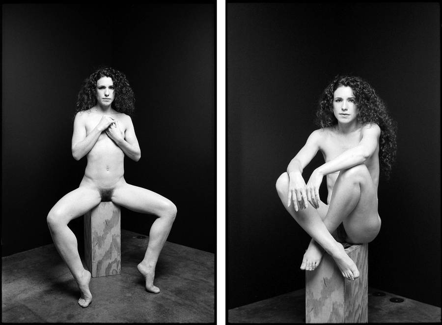 0357_32 Diptych, Keira Grant