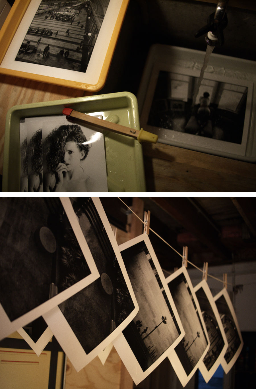 Silver Gelatin Darkroom Prints