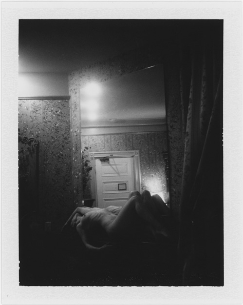 p20160220_04 Untitled Nude, Original Polaroid
