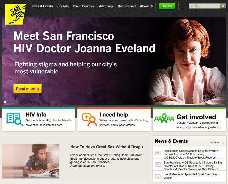Passionate about Providing Quality HIV Care: Meet Dr. Joanna Eveland