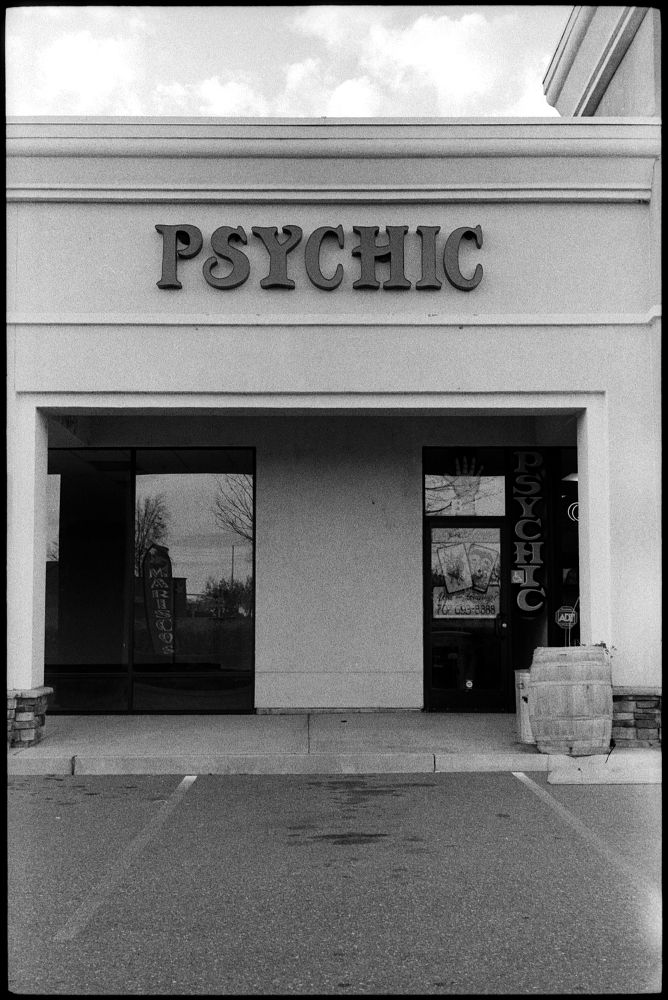 #0433_01A - Psychic, somewhere near Davis, CA. February 2016. Leica M3, Zeiss 50mm f/1.5, Ilford HP5 400.