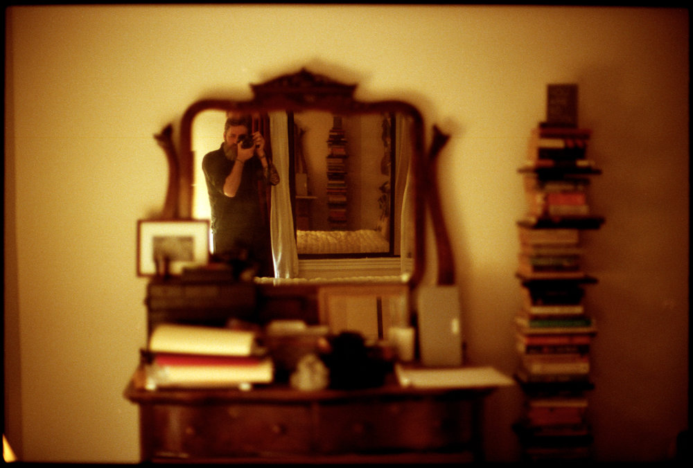 #0478_13 - Self Portrait In Mirror, 2016.