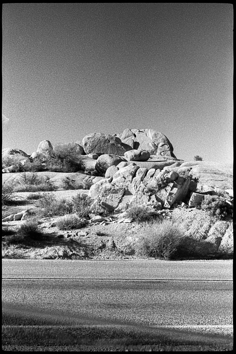 #0508_12A - Joshua Tree NP, California. 2017