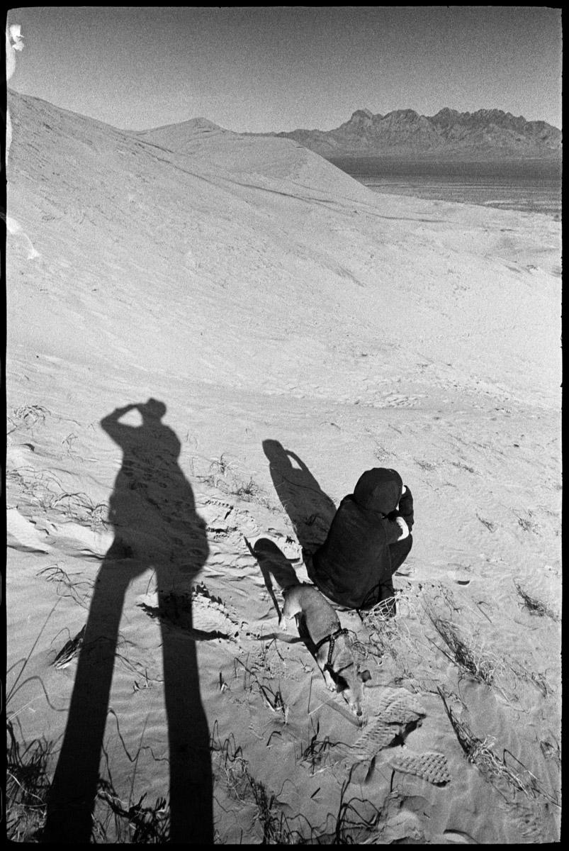 #0510_19A - Kelsoe Dunes, Mojave Desert, California. 2017