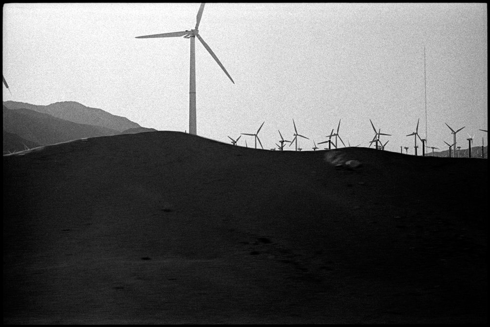 "#0250_11A - Outside Palm Springs, California / 2013   Excerpts from the book  ""Fragments""    Signed Copies   On Demand @Blurb   Online Shop"