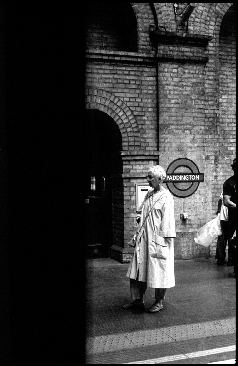 "#0294_19A - Paddington Station. London, England / 2014   Excerpts from the book  ""Fragments""    Signed Copies   On Demand @Blurb   Online Shop"