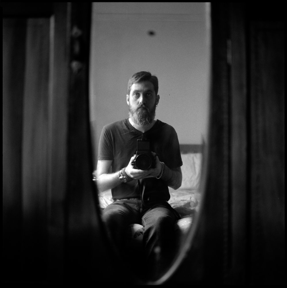 "#660118_18 - Self portrait in the wardrobe mirror. San Francisco, California / 2014   Excerpts from the book  ""Fragments""    Signed Copies   On Demand @Blurb   Online Shop"