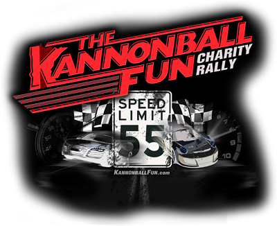 The Cannonball Fun Charity Rally