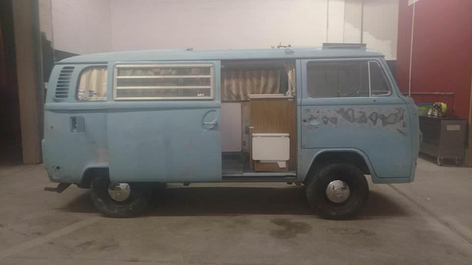 Glisten Westfalia VW Van Restoration