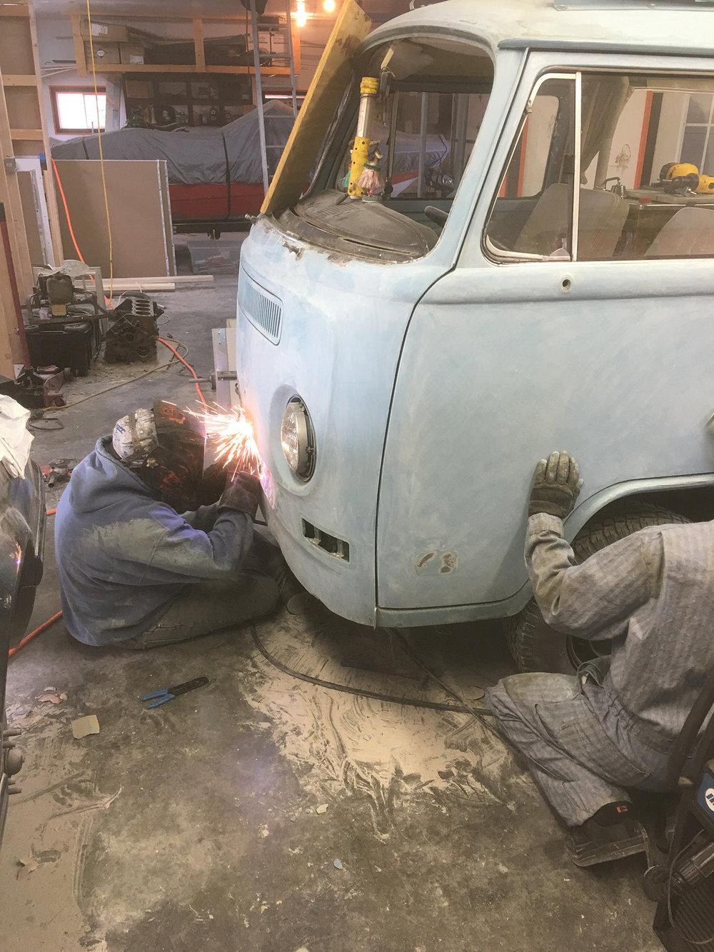 Classic Car Restoration Minneapolis