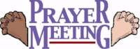 On Friday, Feb 24 at 7 pm in the Social Hall we will be having a church wide prayer meeting.