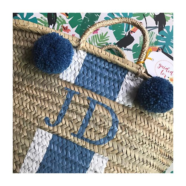 RETURN OF THE BAG! So we've enjoyed our lovely break over winter and had a chance to trial some new designs! We will be reopening for spring/summer this year so WATCH THIS SPACE! Make sure to sign up your email on our website to be the first to know when new styles drop 💙 - - - - - -  #beachbag #beach #wicker #wickerbasket #wickerbag #forsale #interiors #handbag #handmade #style #london #morocco #shop #summer #blogger #fblogger  #fashion #palmleaf #onlineshop #startup #pompom #monogram #palm