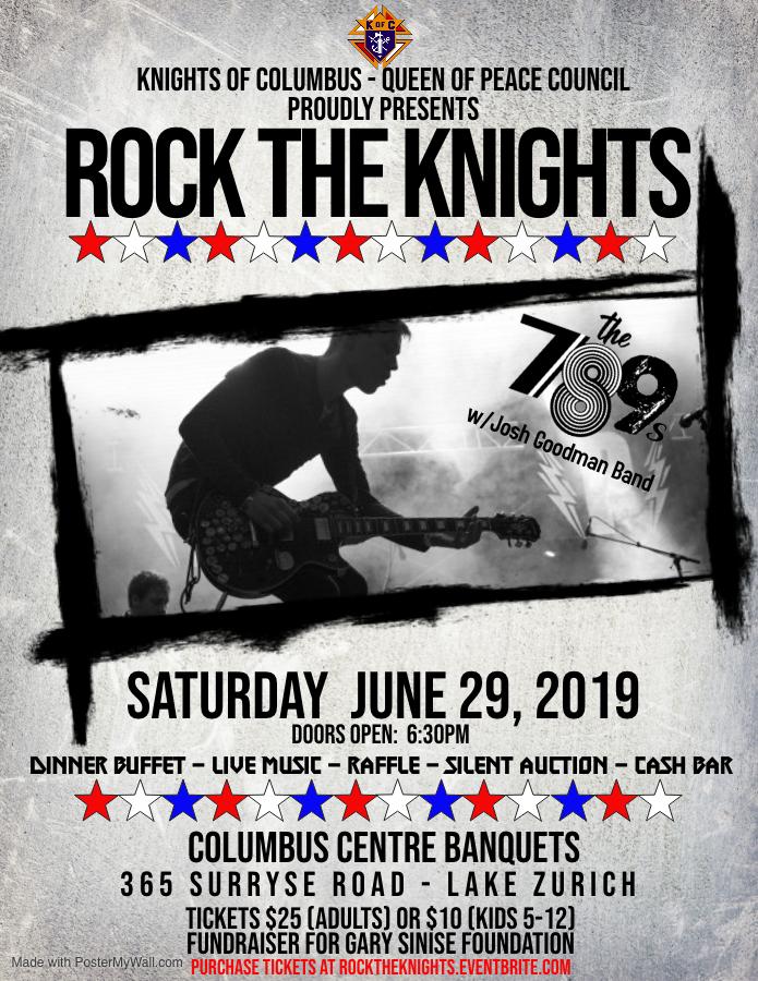 Rock The Knights Event! — St  Francis de Sales