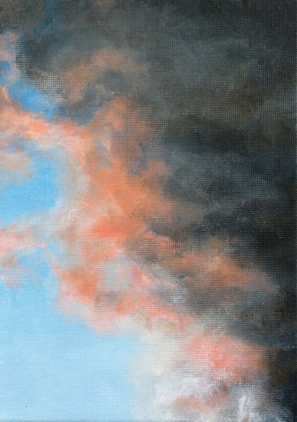 Clouds of Blush