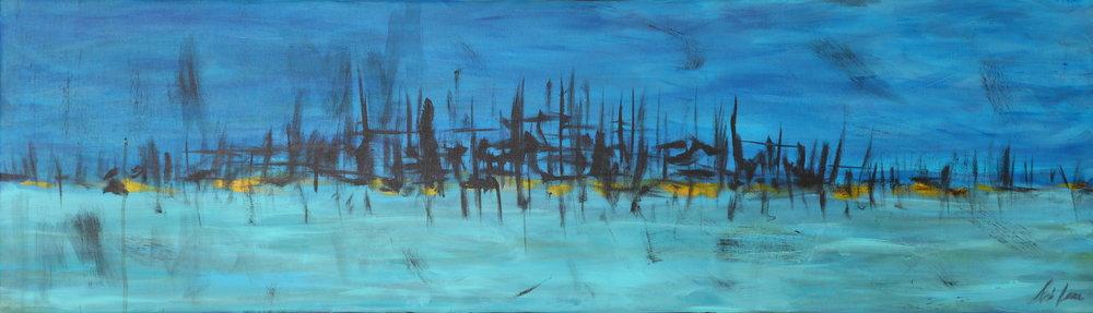 Grafftti Skyline